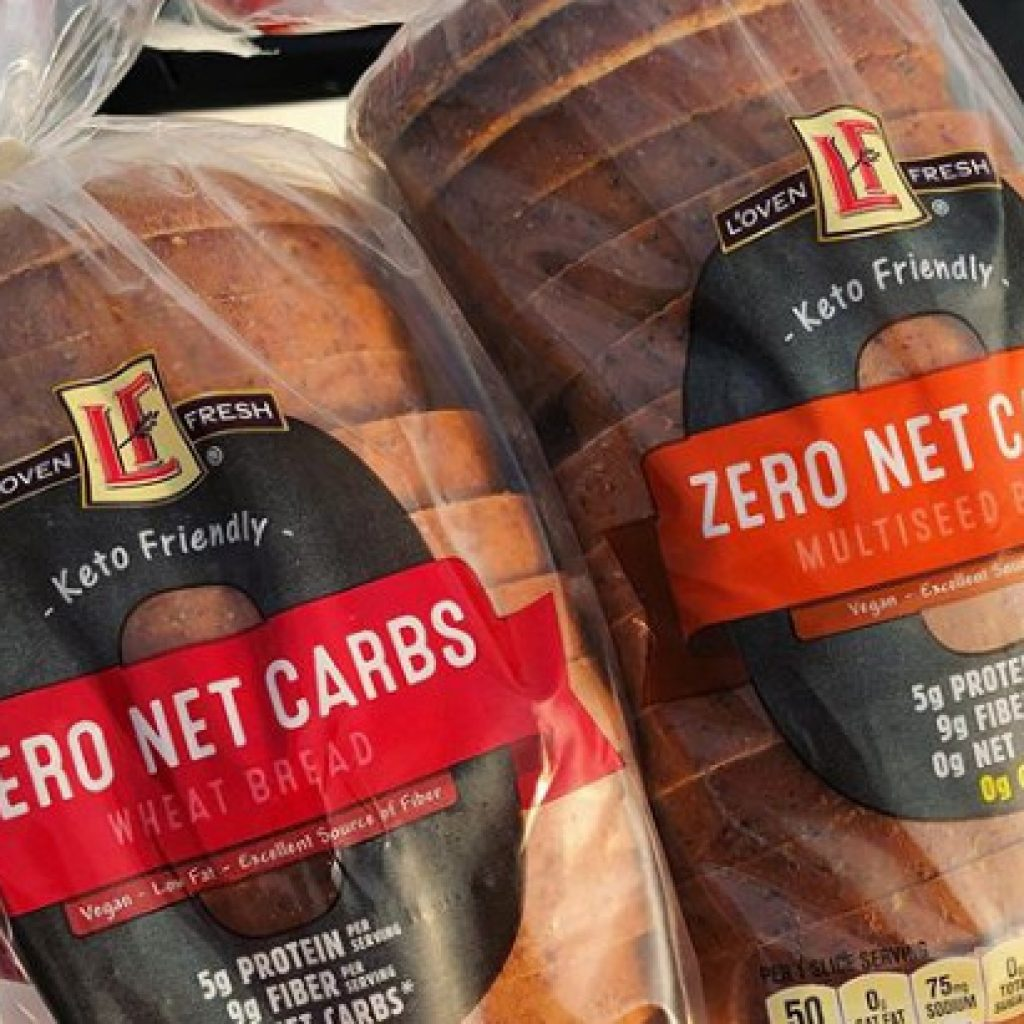 L'Oven Fresh Zero Carb Bread Lookalike for the Keto-Dieters