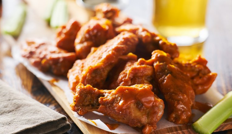 Mango Habanero Wingstop Recipe for Simple Meal with Easy Cooking