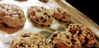 Otis Spunkmeyer Chocolate Chip Cookies Basic yet Tasty Copycat Recipe