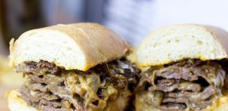 Philly Cheesesteak Genos Recipe in Simple Instruction
