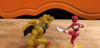 Power Rangers Cake Toppers for Your Beloved Future Heroes