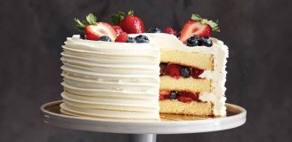 Publix Chantilly Cake as the Sweet and Simple Recipe with Berries