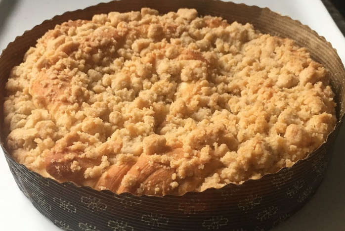 Sara Lee Butter Streusel Coffee Cake, the Delicious Recipes and Nutrition