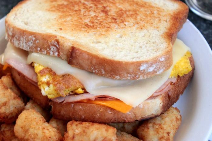 The Hardee's Frisco Breakfast Sandwich Easiest Recipe