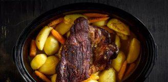 Crock Pot Roast Lipton Onion Soup Recipe, Perfect for Winter Night