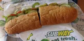 Healthiest Bread at Subway