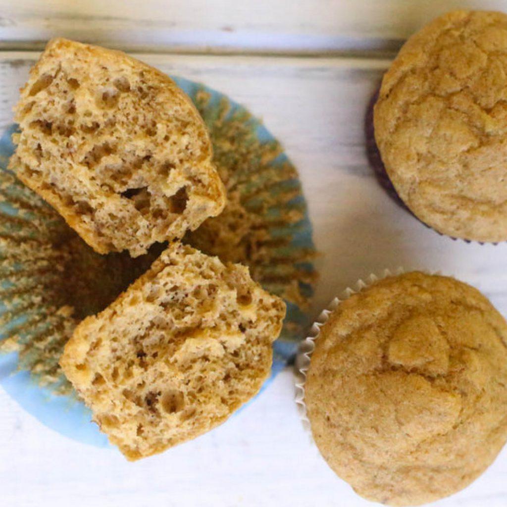 Kodiak Banana Muffins Easy and Quick Recipe to Bake at Home