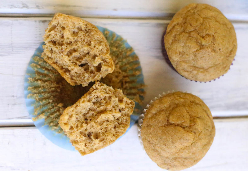 Kodiak Banana Muffins Easy and Quick Recipe to Bake at Home