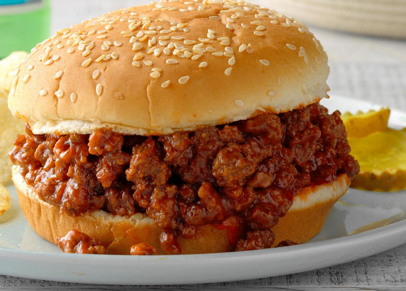 Manwich Sloppy Joe Recipe for a Quick and Savory Meal