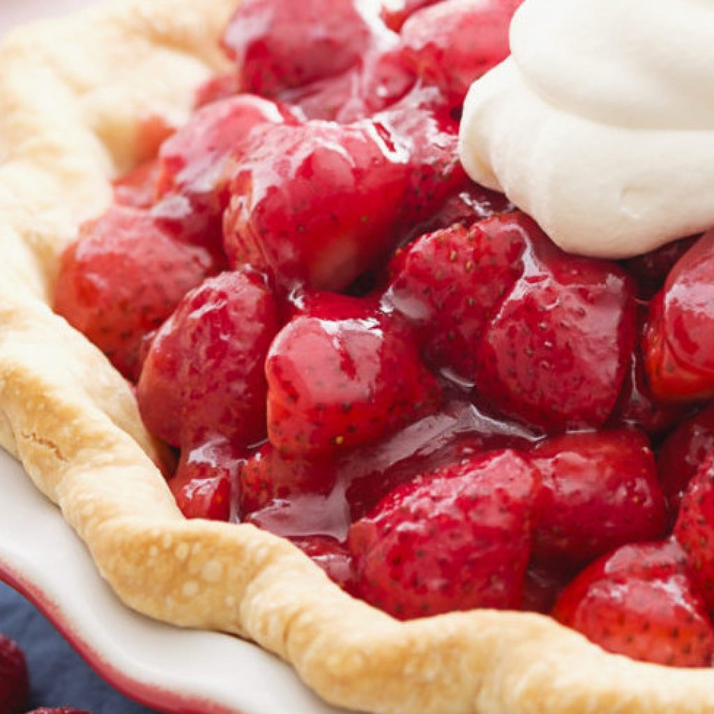 Marie Callender Strawberry Pie Copycat Recipe Everyone Can Cook in the Kitchen