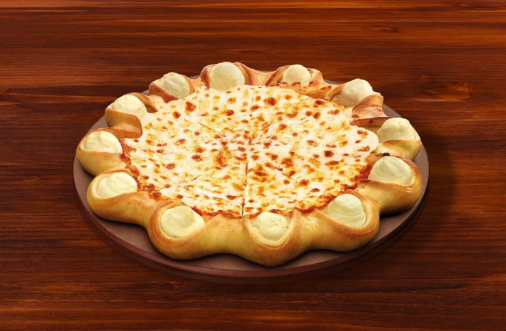 Pizza Hut Crusts Types