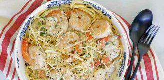 Shrimp Linguini Alfredo Red Lobster Recipe for a Wonderful Pasta Dish
