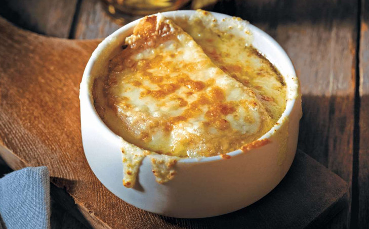 Applebee's French onion soup
