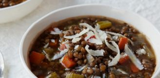 Ina Garten lentil soup