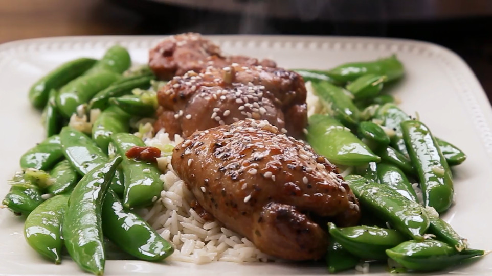 Boneless Skinless Chicken Thigh Recipes in Crockpot