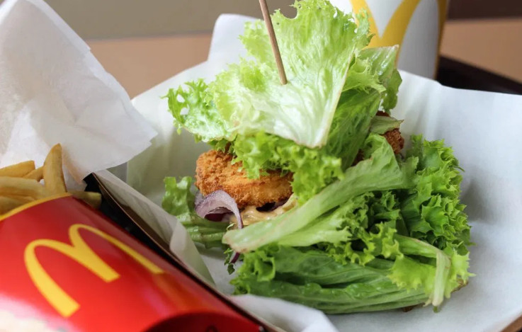 Low Carb McDonalds Breakfast Menus
