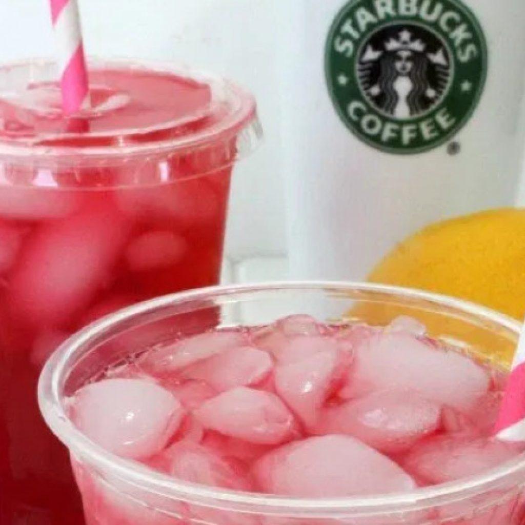 Passion Fruit Iced Tea Starbucks