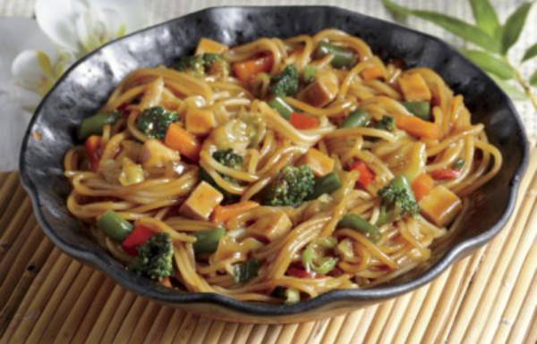 Amy's Asian Noodle Stir Fry
