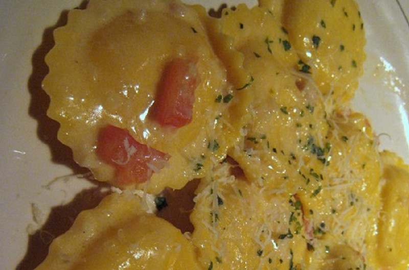 Carrabba's Lobster Ravioli, the Secret Copycat Recipe that Tastes Like Carrabba's
