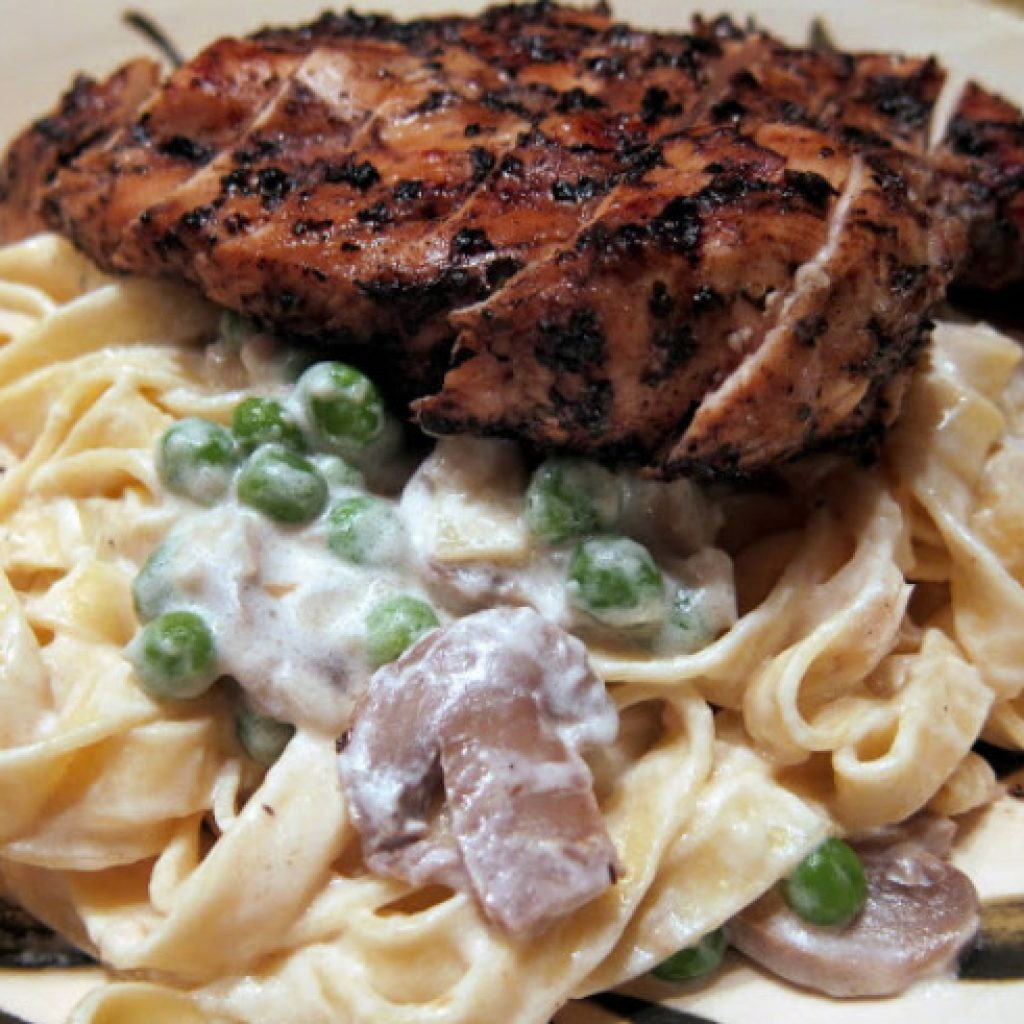 Fettuccine Weesie Carrabba's Copycat Recipe to Make At Home