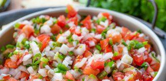 Qdoba Pico de Gallo Easy Recipe Everyone Can Make