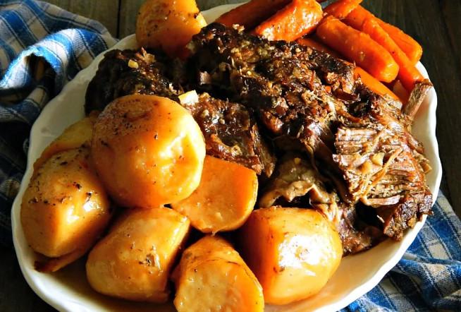 Lipton Onion Soup Pot Roast Recipe