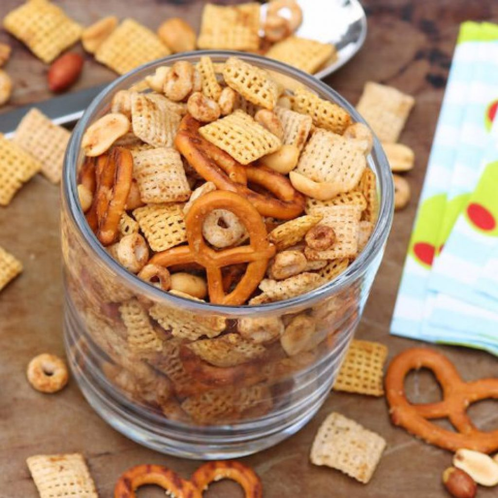 Classic Chex Mix Trash Recipe You Must Try