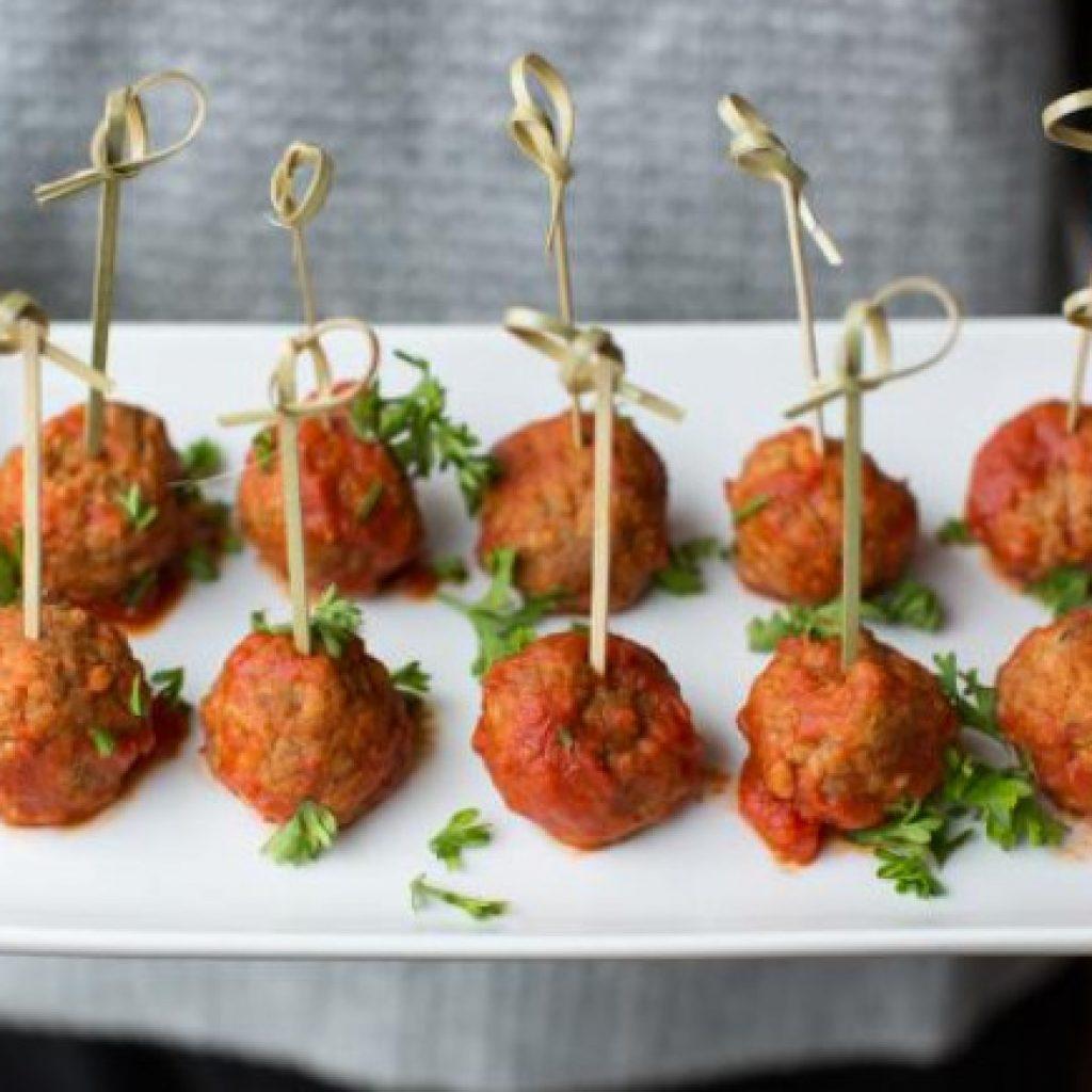 Easy Steps to Make Italian Meatballs Giada Do It Yourself at Home