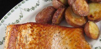 Pan-Fried Wild Salmon Trader Joe's Recipe